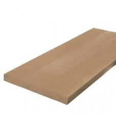 Мебельный щит из бука (цельный) 25мм