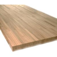 Мебельный щит из дуба (срощенный) 40мм