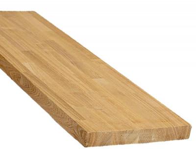 Мебельный щит из карагача (срощенный) 25мм