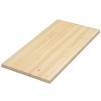 Мебельный щит из бука (цельный) 40мм