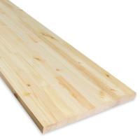 Мебельный щит из дуба (срощенный) 25мм