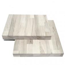 Мебельный щит из ясеня (срощенный) 20мм