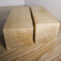 Обрезной брус из сосны 150мм I сорт