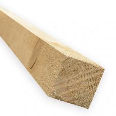Обрезной брус из лиственницы 200мм I сорт