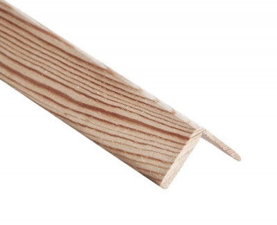 Уголок наружный из лиственницы 70мм