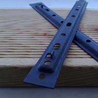 Крепеж змейка для террасы и палубной доски